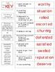 Journeys - HMH © 2014 Grade 4 Lesson 16 Vocabulary Practice