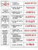 Journeys - HMH © 2014 Grade 4 Lesson 19 Vocabulary Practice