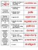 Journeys - HMH © 2014 Grade 4 Lesson 22 Vocabulary Practice