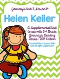 Journeys- Helen Keller Supplemental Unit {Unit 3: Lesson 14}