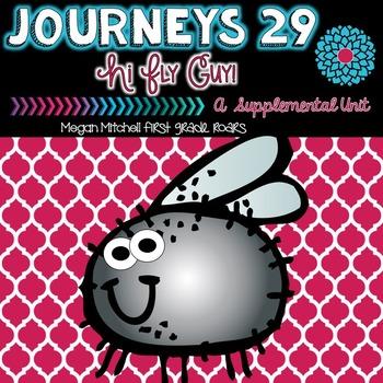 Journeys: Hi! Fly Guy 29...A Supplemental Unit
