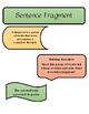 Journeys Interactive Notebook Grammar Lesson 1