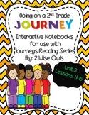 Journeys Interactive Notebook Unit 3