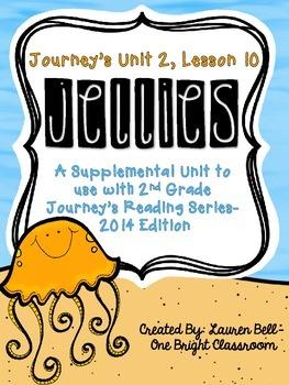 Journeys- Jellies Supplemental Unit {Unit 2: Lesson 10}