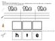 Journeys Kindergarten Activity Sheet- 88 words