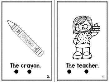 Journeys Kindergarten Emergent Readers