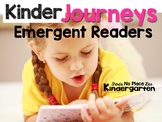 Journeys Kindergarten Emergent Readers