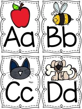 {BRIGHT COLORS} Journeys Kindergarten Focus Wall Set + Editable Labels
