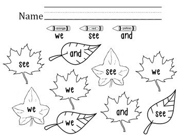 Journeys - Kindergarten Lesson 7 - Unit 2, Week 2 - Supplemental Materials