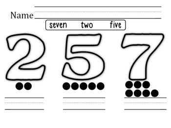 Journeys - Kindergarten Lesson 9 - Unit 2, Week 4 - Supplemental Materials