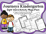 Journeys Kindergarten Sight Word Mega Pack {2014 edition}