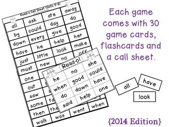Journeys Kindergarten Sight Word  Reado {2014 Edition}