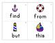 Journeys Kindergarten Sight Words: Read & Write the Room 2