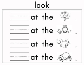 Journeys Kindergarten Sight Words: Unit 6 2012 edition