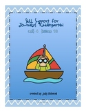 Journeys -Kindergarten Skill Support-Unit 4 Lesson 18
