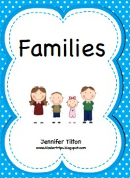 Families Literacy Unit and Literacy Centers