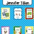 Journeys Kindergarten-Bundle 1