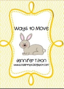 Ways to Move Literacy Unit and Literacy Centers