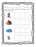 Journeys, Kindergarten, Unit 2 Phoneme segmentation