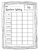 Journeys Kindergarten Unit 2 Sight Word Practice (see, we, a, to & review)
