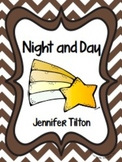 Night and Day Literacy Unit and Literacy Centers