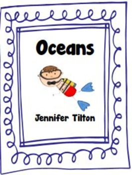 Oceans Literacy Unit and Literacy Centers