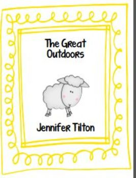 The Great Outdoors Literacy Unit and Literacy Centers