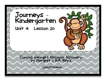 Journeys-Kindergarten  Unit 4 lesson 20