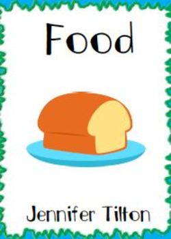 Food Literacy Unit and Literacy Centers