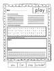 Journeys Kindergarten Unit 5 Sight Word Practice
