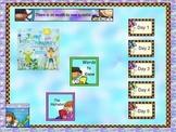 Journeys Kindergarten smartboard lesson Unit 3 Lesson 11