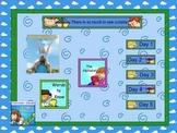 Journeys Kindergarten smartboard lesson Unit 3 Lesson 15
