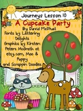 Journeys Lesson 10 - A Cupcake Party