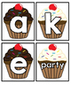 A Cupcake Party Class Behavior Incentive Reward