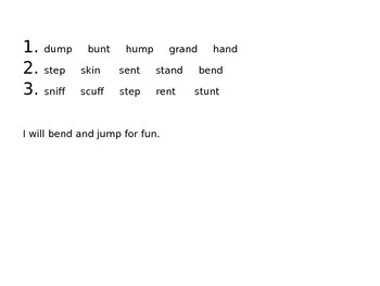 Journeys Lesson 10 Opening Routine