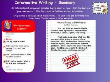 Journeys Reading Unit 2 Lesson 10 Grade 2 Smartboard Lesson