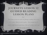 Journeys Lesson 12 Violet's Music Guided Reading lesson plans