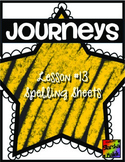 Journeys Lesson 13