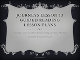 Journeys Lesson 13 Schools Around the World Small Group Reading lesson plans