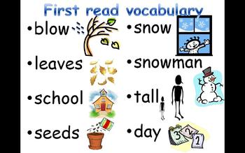 Journey's 1st Grade Lesson 13 Seasons PowerPoint