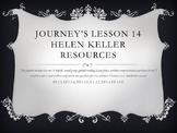Journeys Lesson 14 Helen Keller resources