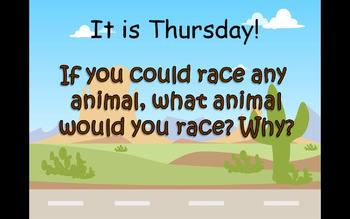 Journey's 1st Grade Lesson 14 The Big Race PowerPoint