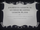 Journeys Lesson 16 Mr. Tanen's Tie Trouble Guided Reading lesson plans