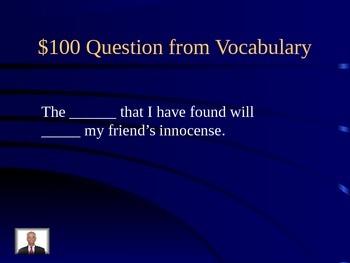 Journeys Lesson 17 The Albertosaurus Mystery Jeopardy