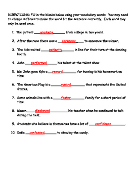 Journeys Lesson 17 The Right Dog for The Job Vocabulary and Spelling Guide