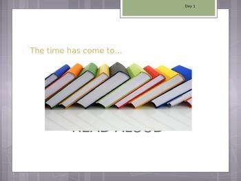 Journey's Lesson 21 Day 1-3 PPT Presentation