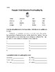 Journeys Lesson 21 Penguin Chick Extension Spelling Word A