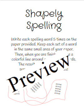 Journeys Lesson 24 Spelling Lists - Owen and Mzee