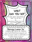Journeys Lesson 27 - What Can You Do?