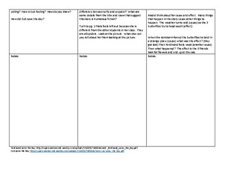 Journeys Lesson 4 Diary of a Spider Guided Reading lesson plans Grade 2